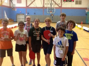 Pickle Ball Champions